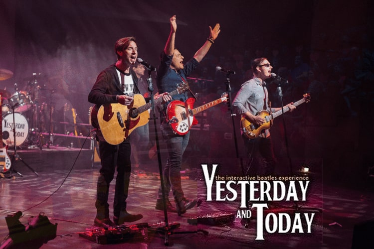 Yesterday and Today Beatles Tribute